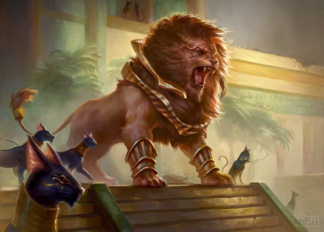 Top 10 MTG Cats Magic the Gathering Banner