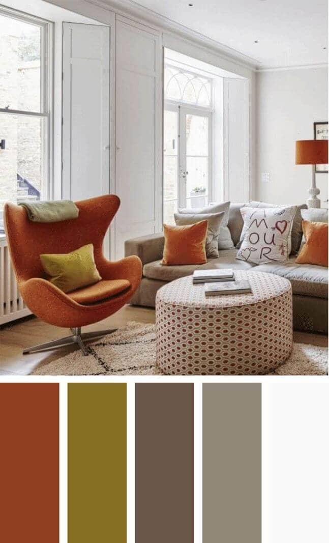 masculine living room color schemes