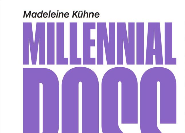 Millennial Boss Cover, Footer