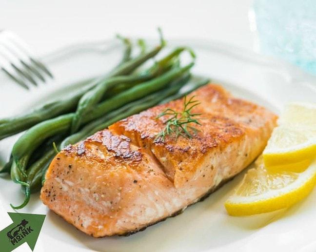 Quick and Easy Maple Honey Glazed Salmon