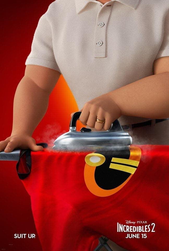 Incredibles 2 event