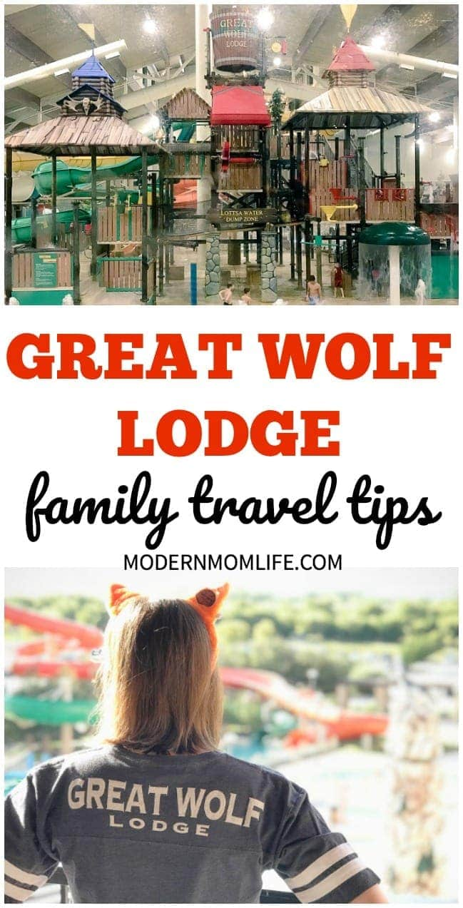 Great Wolf Lodge Family Travel Tips