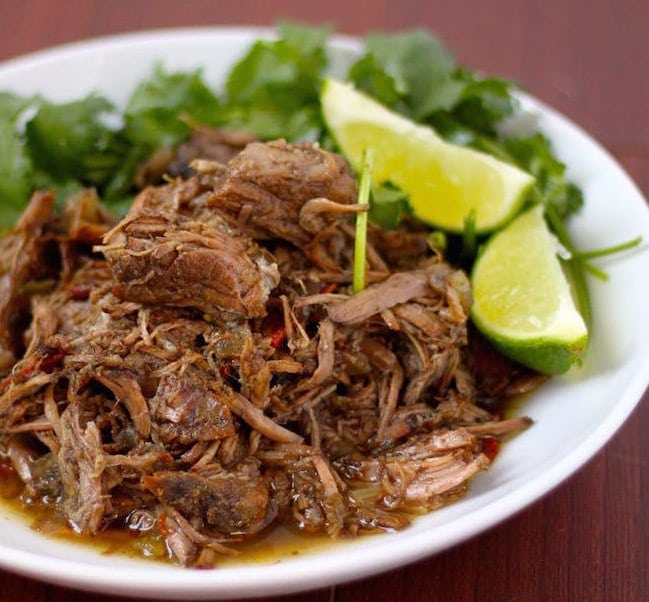 Barbacoa Slow Cooker