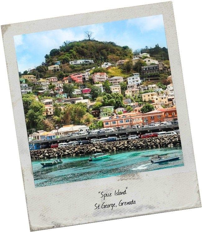 Grenada Spice Island