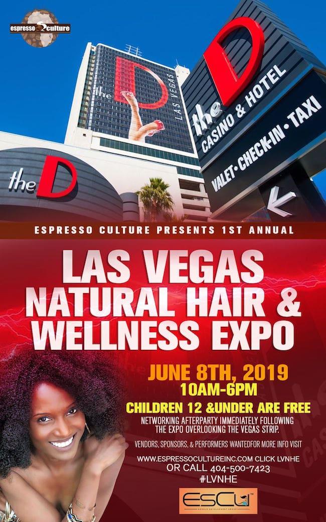 Las Vegas Natural Hair and Wellness Expo