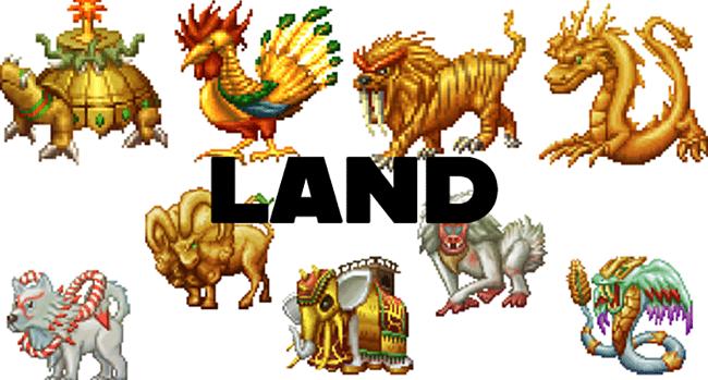 マイクリの9つのランドを紹介