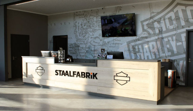Staalfabrik Rostock