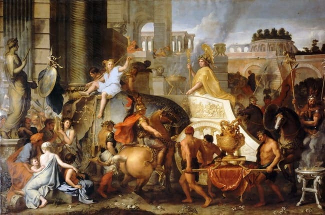 Retrospective of Charles Le Brun at the Louvre Lens - @The ArtWolf Artes & contextos Charles Le Brun