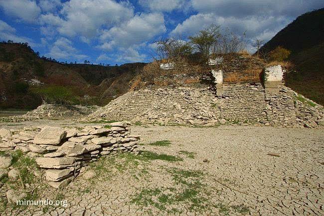 El embalse de Chixoy inundo 45 sitios arqueológicos maya
