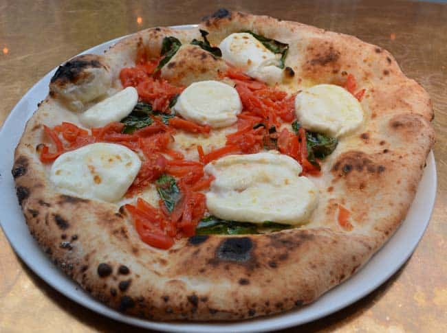 Princi : restaurant italien dans Soho, à Londres