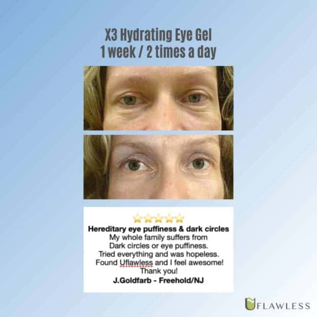 X3 Eye Hydrating Gel