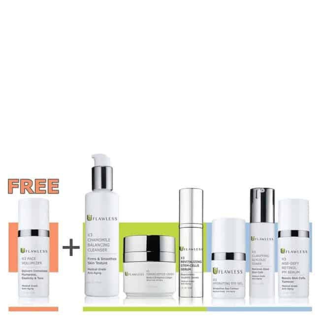 Complete Set with Free Face Volumizer