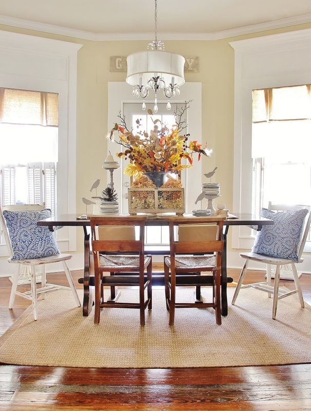 How to Thanksgiving Table Ideas