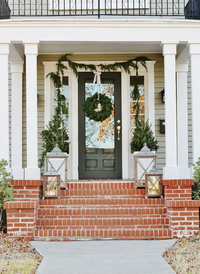 front steps before and after exterior decorating ideas