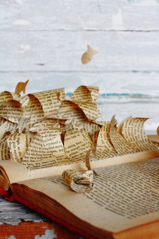 book page projects ideas diy