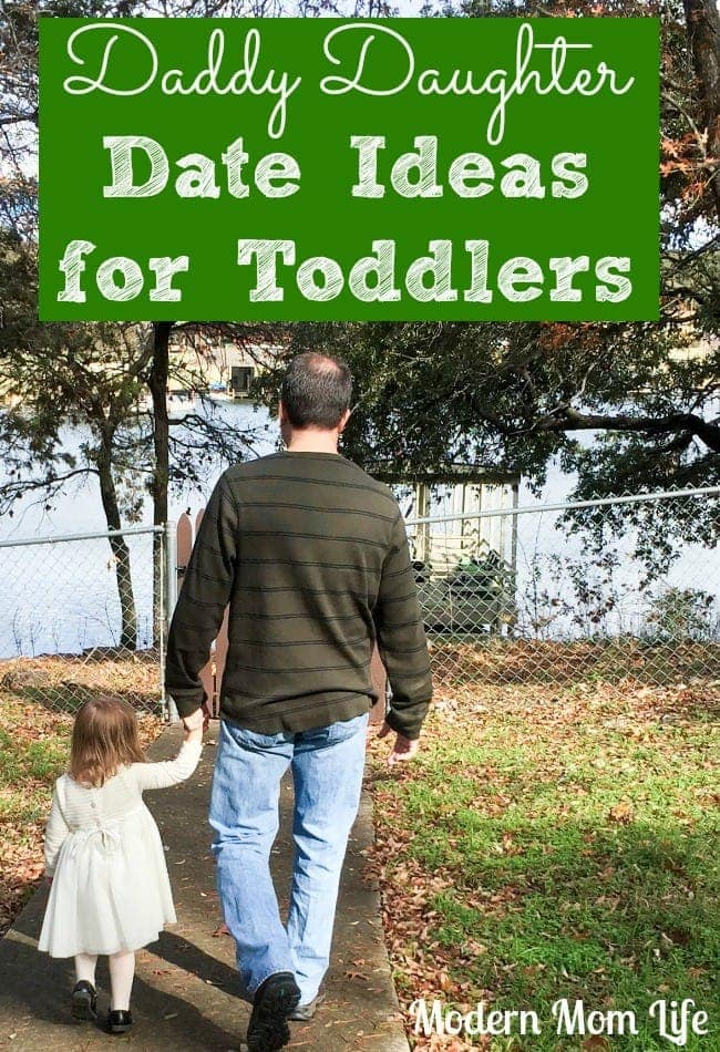 Daddy Daughter Date Ideas for Toddlers Pinterest