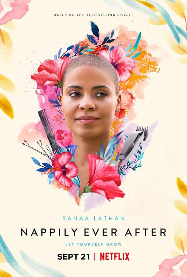 Nappily Ever After Movie About Natural Hair