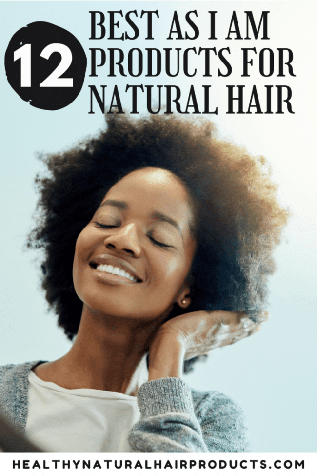 12 best As I Am products for happy natural hair