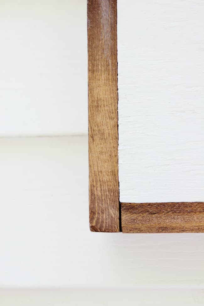 how to build a wood sign