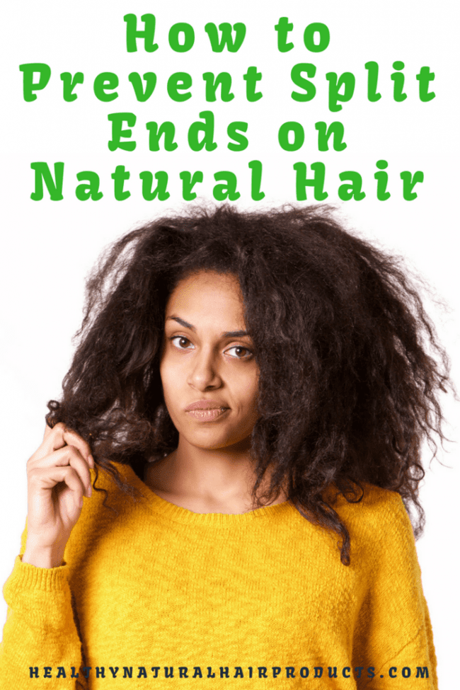 7 awesome ways to prevent split ends in natural hair