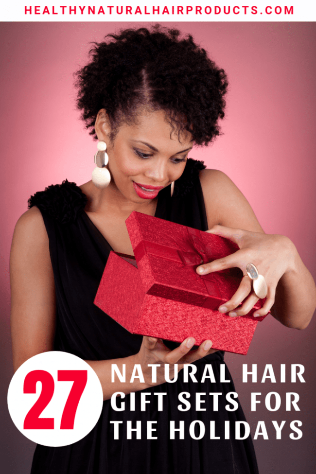 27 Natural Hair Gift Sets for the Holidays