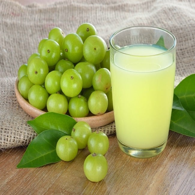 How to use amla juice for weight loss
