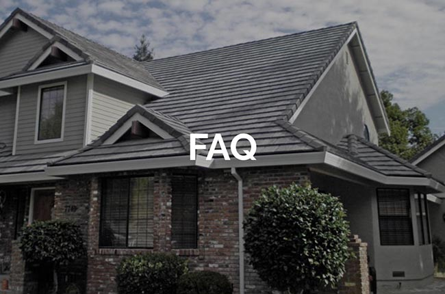 Salas Roofing Frequently Asked Questions
