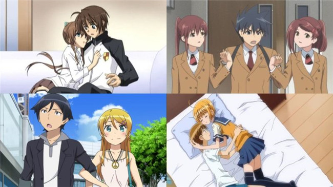 "Top 8 Most Shocking ""Sister-Brother"" Relationships in Anime World"