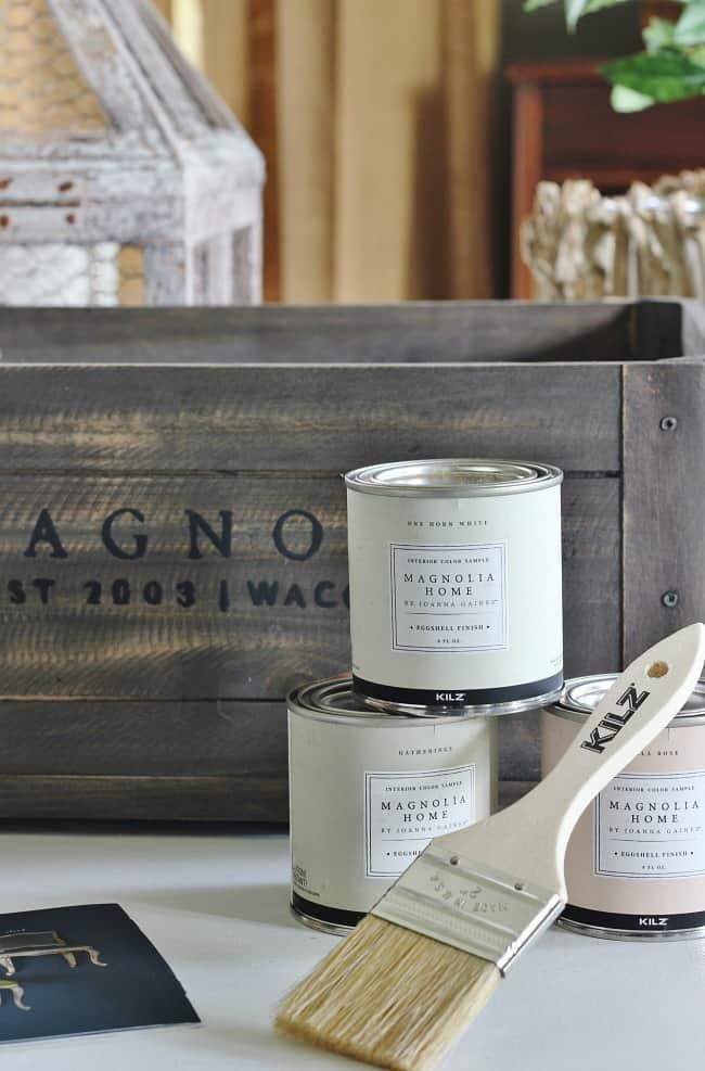 magnolia paint line