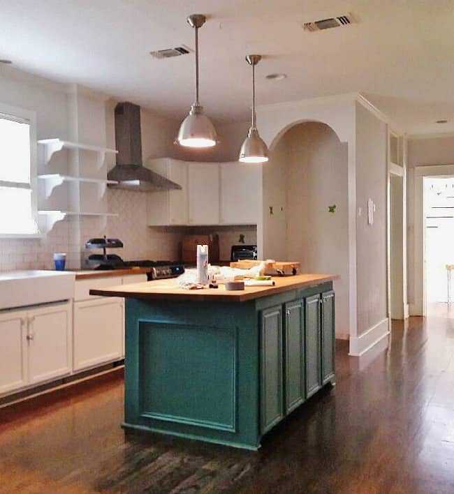 how to remodel a kitchen on a budget before pictures