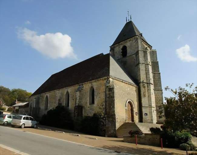 Église de Saint-Aubin-des-Grois