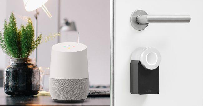 Nuki Smart Lock Google Assistent-1