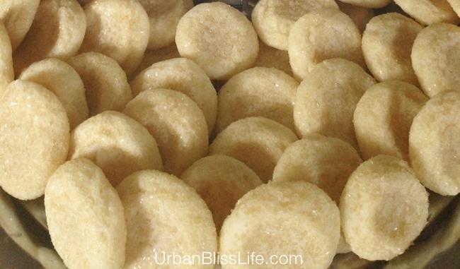 Best Almond Sugar Cookies
