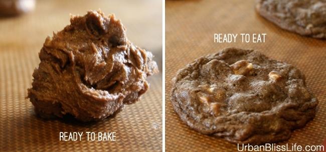 #OXOGoodCookie - Mocha Double Chocolate Chip Cookies