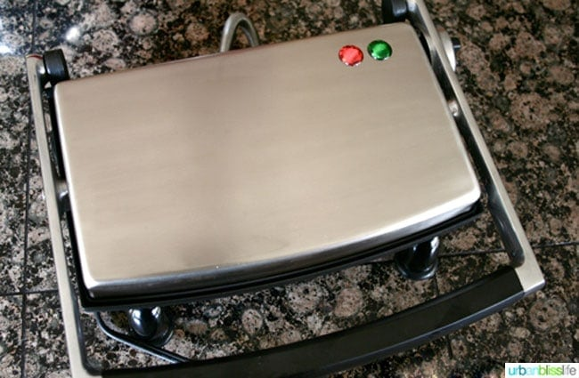 panini press giveaway on UrbanBlissLife.com