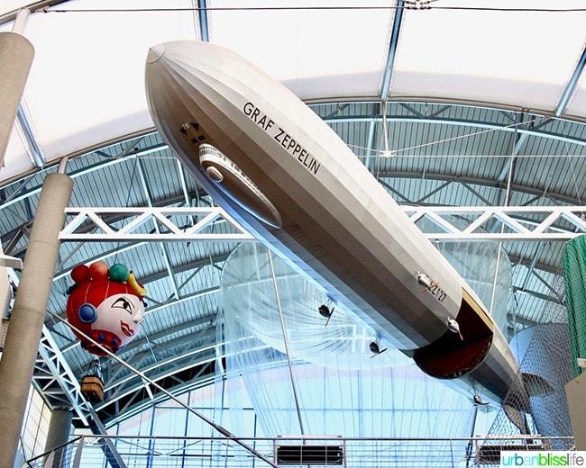 hot air balloon museum in Albuquerque, New Mexico