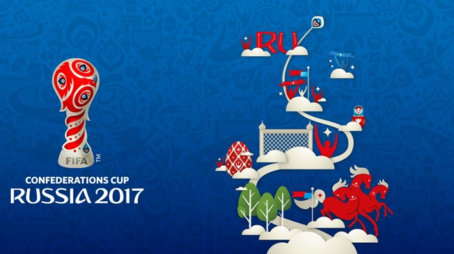 Confederations Cup TV schedule