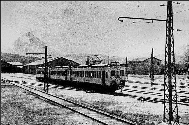 Convoy del Ferrocarril de Los Altos