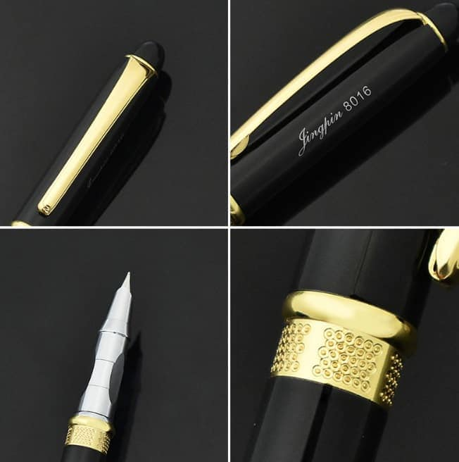 AliExpress MontBlanc Fountain Pen Replica Clone Alternative Cheap Hero 1