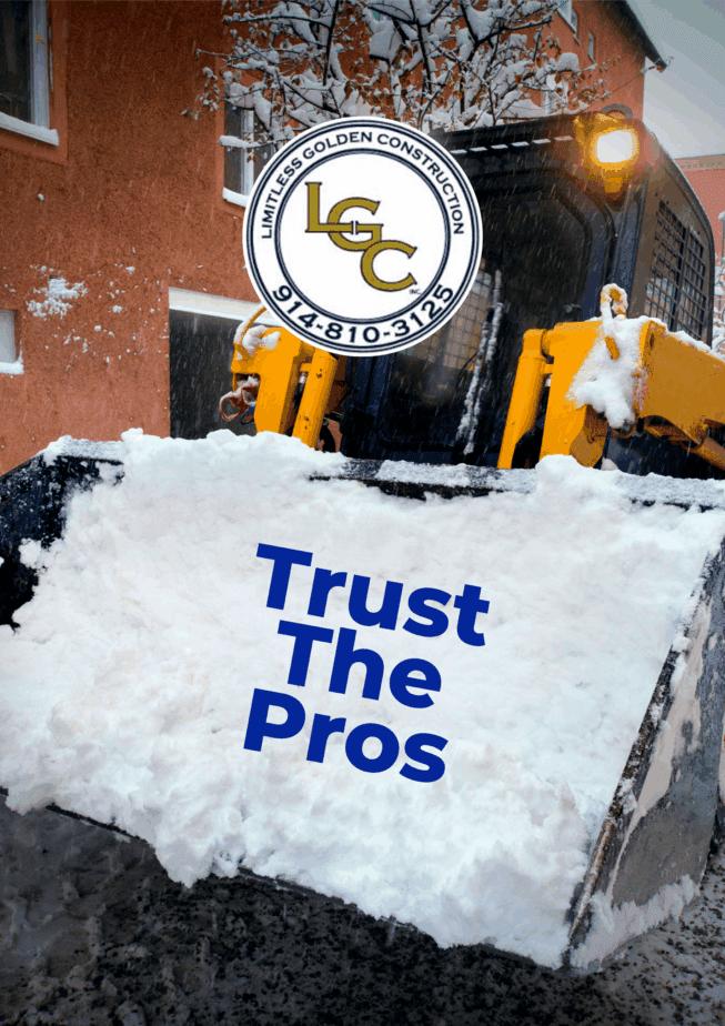 Snow Plowing Pros - Westchester & Putnam