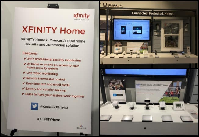 Xfinity Takes Entertainment and Home Security To The Next Level.