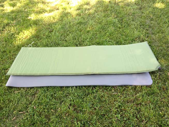 Foam Mat and Air Pad