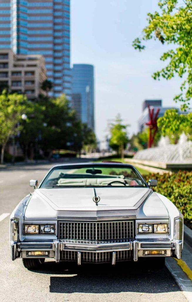 cadillac-eldorado-panorama-fron-654x1024 1971 Cadillac El Dorado Rental Los Angeles