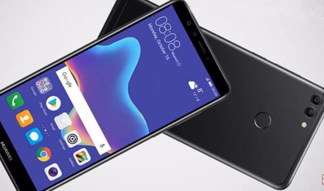 Huawei Y9 (2018) design