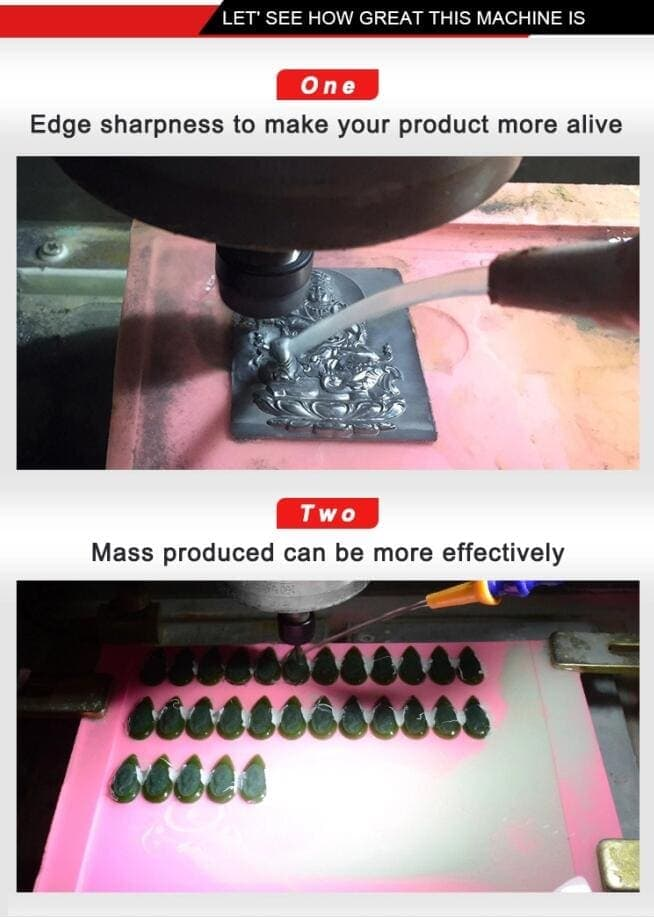 cnc router metal carving