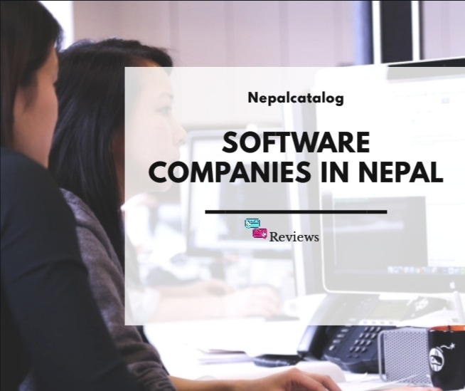 best software companies in nepal