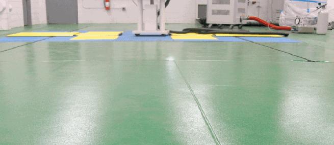 Наливной полиуретановый двухкомпонентный купить в Воронеже и области за м2