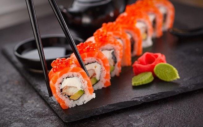 フランス人受けのいい日本料理