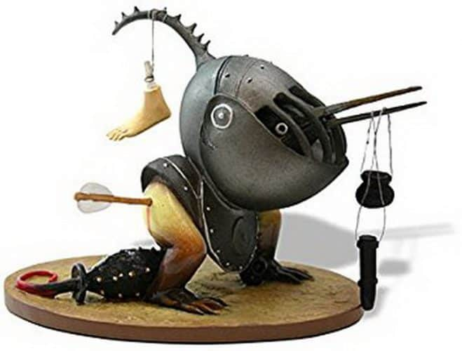 Collectable Hieronymous Bosch Figurines