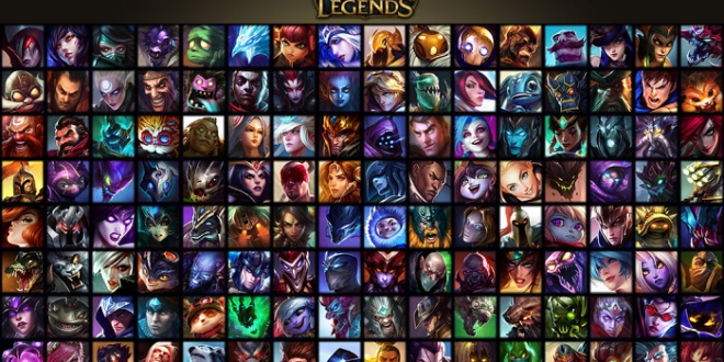 10 Most Hated League Of Legends Champions